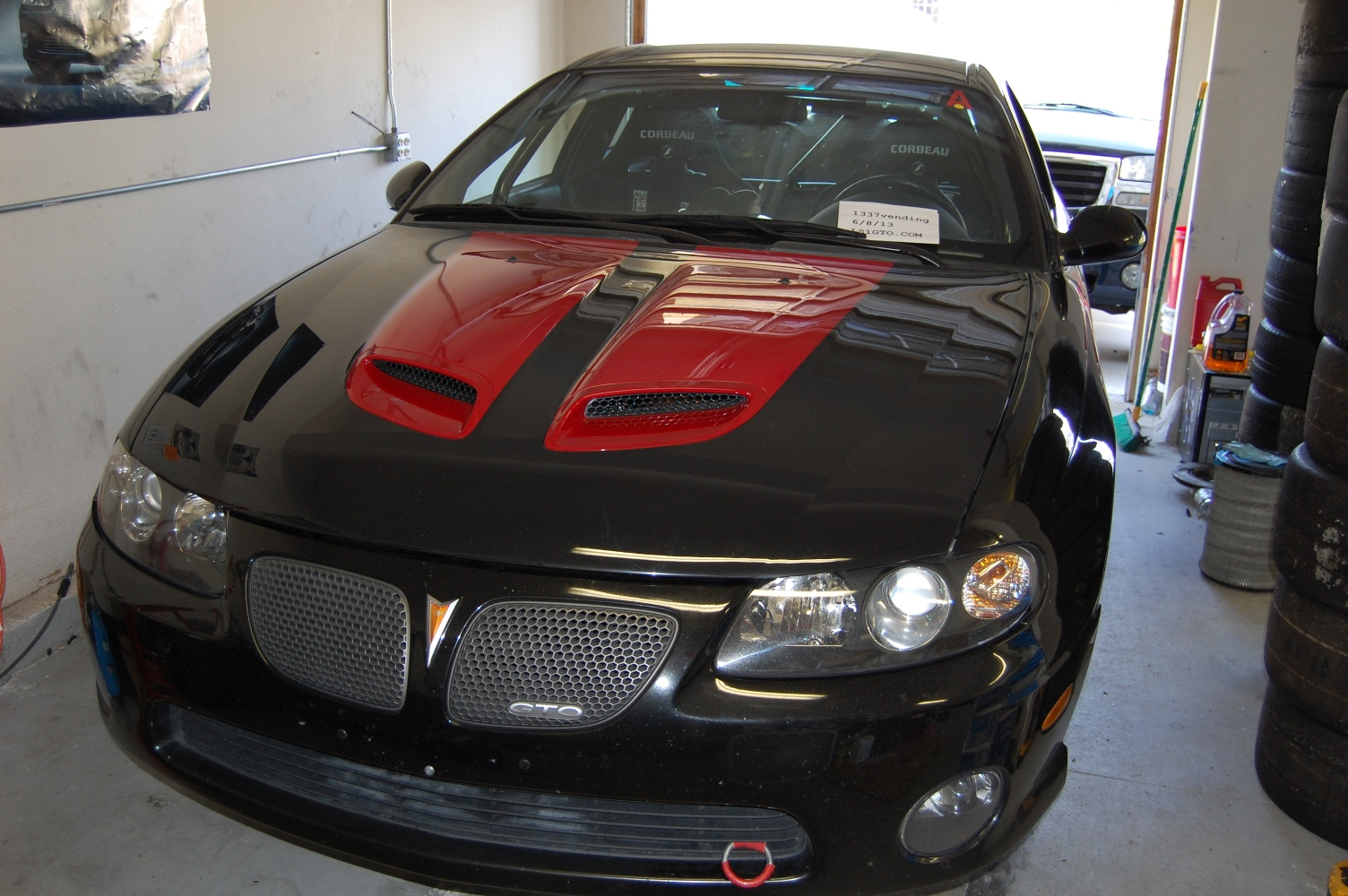 Buy my track car/Sell me a motor! - LS1GTO.com Forums
